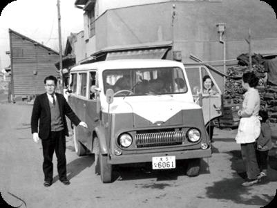 2代目バス