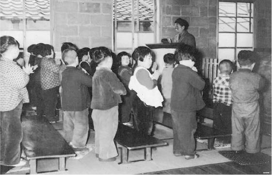 愛の恵幼稚園創立